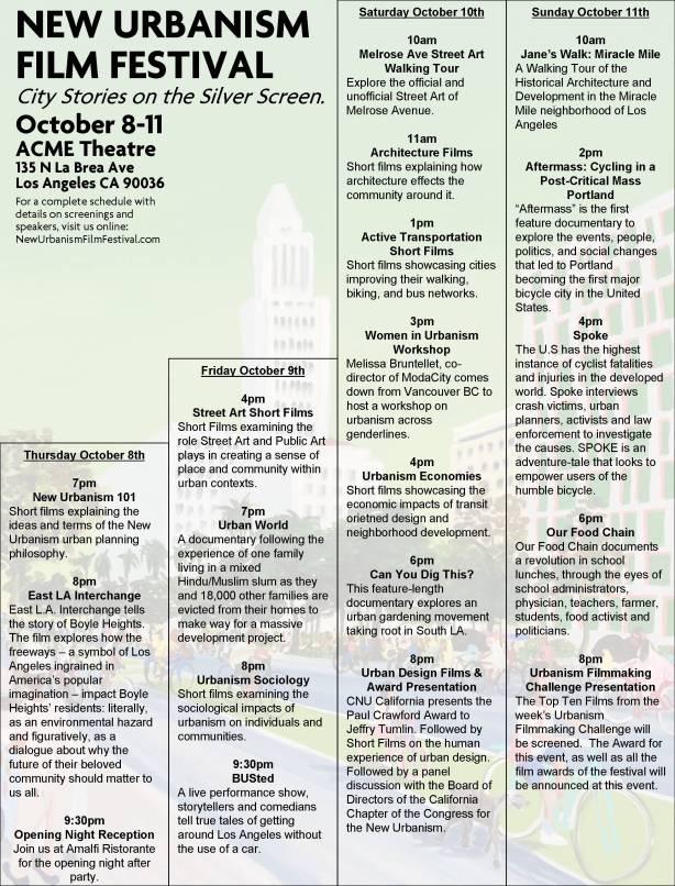 85 11 flyer schedule