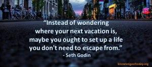 New Urbanism Seth Godin