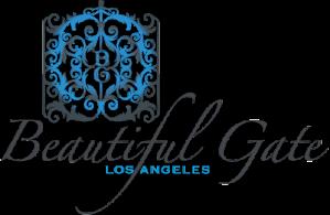 beautiful gate LA