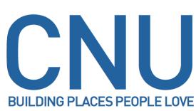 CNU Logo Tag New Urbanism Film Festival NUFF2016