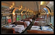 coast starlight dining