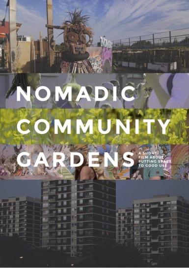 Normadic Community Gardens